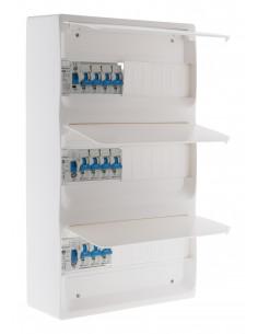 Coffret T4 39 modules Blanc...